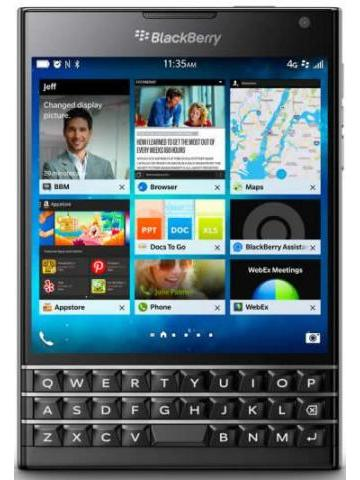 BLACKBERRY PASSPORT IMPORTADO