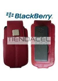 FUNDA VERTICAL 8220 8230 FLIP CON CLIP COLOR ROJA