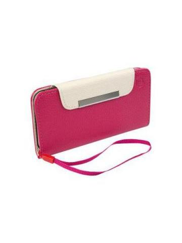 IPHONE 6 - WRISTLET HOT PINK/IV