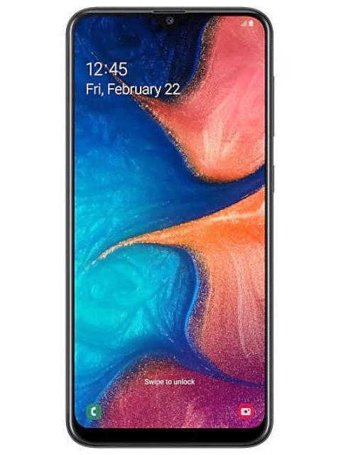SAMSUNG A20 2019 32GB IMPORTADO