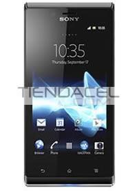 Sony Xperia J telcel