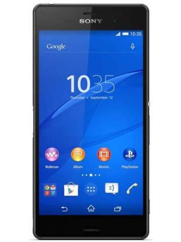Sony Xperia Z3 telcel